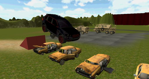 Village Driving 3D