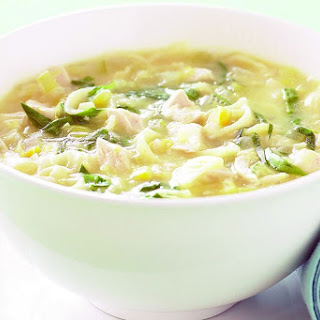 Quick Chicken And Corn Soup