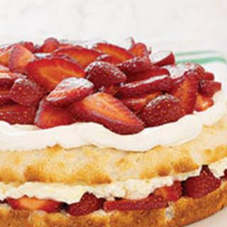Simply Sensational Strawberry Shortcake Recipe