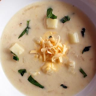 Potato Gouda Cheese Soup Recipes.