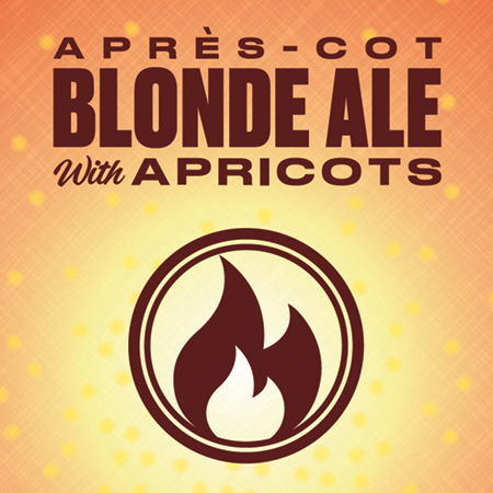 Logo of Bonfire Apès-Cot Blonde Ale