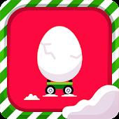 Egg Car - Don't Drop the Egg!