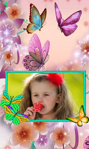 玩免費遊戲APP|下載Butterfly Photo Frames app不用錢|硬是要APP