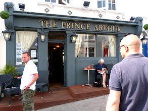 Photo: Quite back street pub, time for a beer
