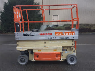 Picture of a JLG 2030ES