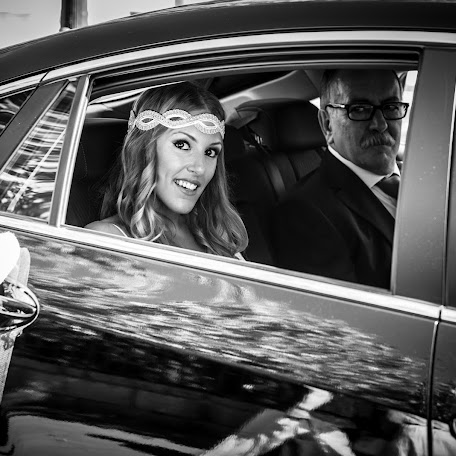 Wedding photographer Paco Moles (moles). Photo of 25.02.2017