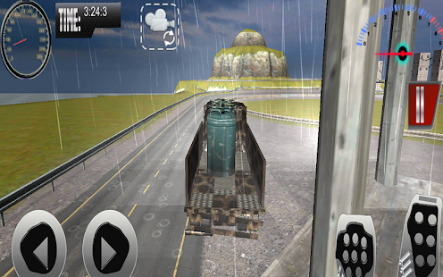 Island Truck Drive Similator screenshot