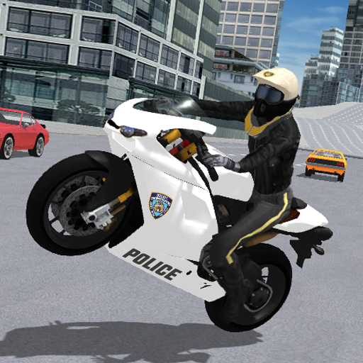 Police Motorbike City Driving APK