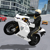 Police Motorbike City Driving Android APK Download Free By Game Pickle