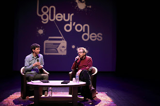 Photo: Rencontre avec Thierry Jousse