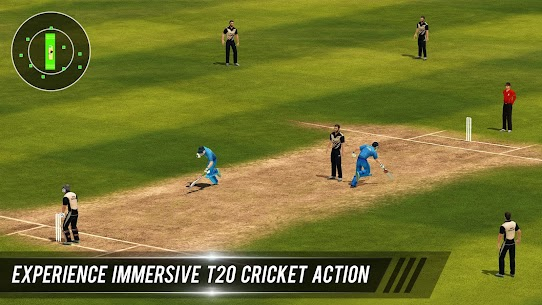 T20 Cricket Champions 3D 1.4.131 MOD (Unlimited Money) 3