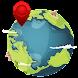 3D 地球 グローブ: 世界 地図 パノラマ 360 衛星
