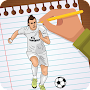 Draw Lionel Messi 3D APK icon