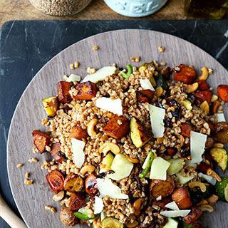 Hearty Farro Salad
