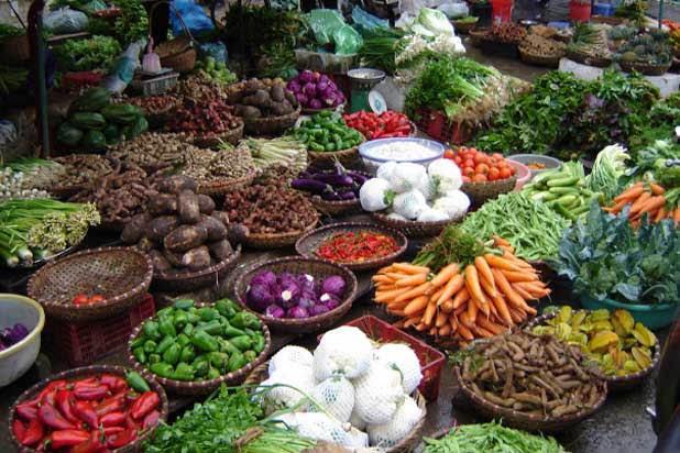 Cours de cuisine dans le Delta du Mékong