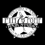 Pin and Pomp Hair studio Icon