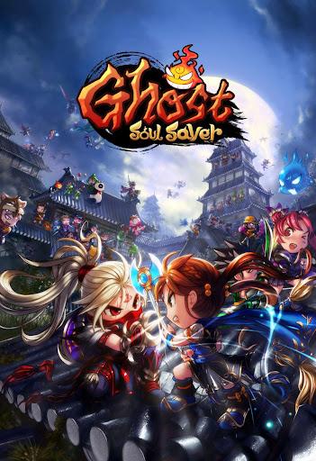 Télécharger gratuit Ghost Soul Saver Puzzle RPG APK MOD 2