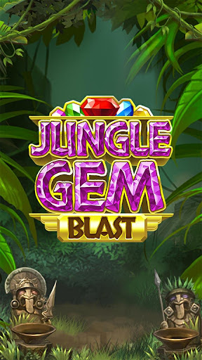 Jungle Gem Blast: Match 3 Jewel Crush Puzzles 4.2.5 screenshots 8