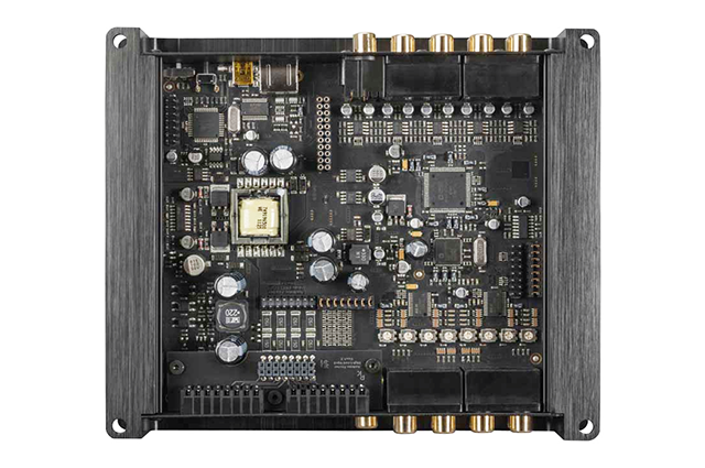 circuito PCB de Helix Pro DSP