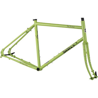 Surly Pea Lime Soup Disc Trucker Frameset - 700c