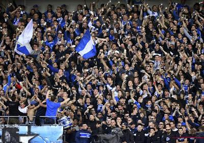 Charleroi a accueilli les supporters de Genk en néerlandais