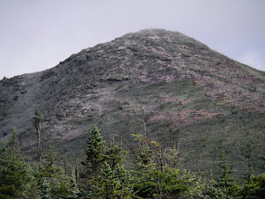 Photo: Hikers on the summit of Mount Marcy.