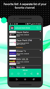 Cambodia Radio World - náhled