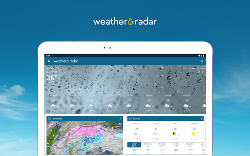 Weather & Radar USA screenshots 6