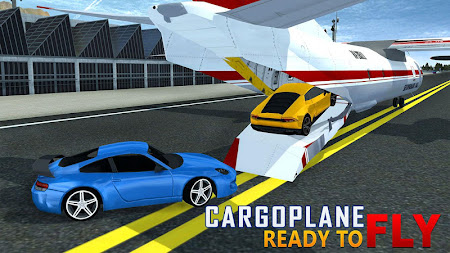 Car Transporter Airplane Cargo 1.0.1 screenshot 496060