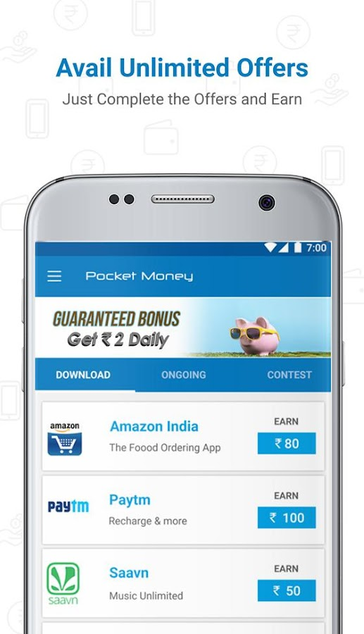 Free Mobile Recharge- screenshot