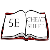Cheat Sheet for 5e
