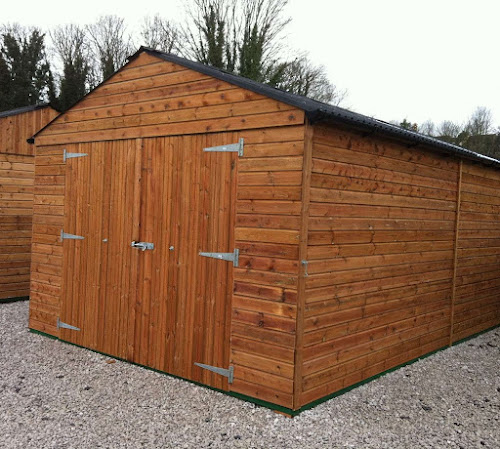 Stables Timber Buildings Manufacturer In Cheshire