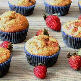 Strawberry Orange Muffins.