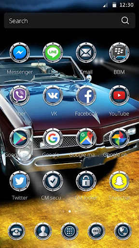 Muscle Car Theme ss2