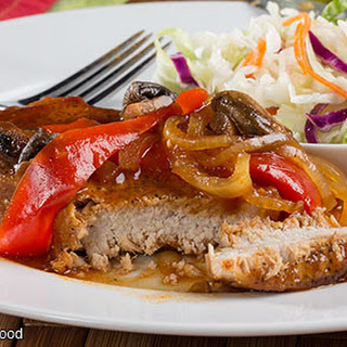 Slow Cooker Pork Chops