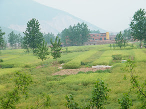 Photo: the outskirt of the town my elder sisters' housed.