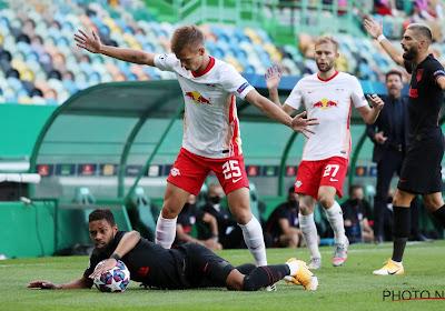 Einde verhaal voor Yannick Carrasco en Atlético Madrid! RB Leipzig bezorgt Madrilenen ijskoude douche in absolute slotfase