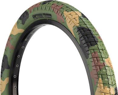 "Fiction BMX Troop Tire 20"" x 2.3"" Jungle Camo alternate image 0"