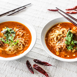 Chiang Mai Curry Noodles.