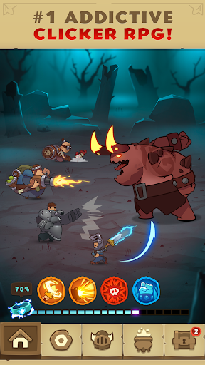 Cheat Almost a Hero - Idle RPG Mod Apk, Download Almost a Hero - Idle RPG Apk Mod 1