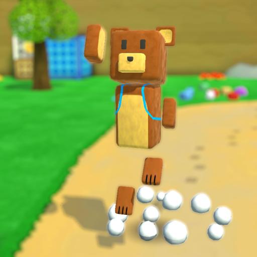 [Plataforma 3D] Super Bear Adventure
