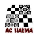 Halma offline free icon