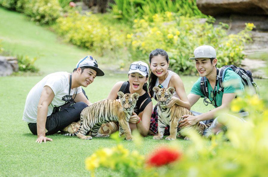 Vinpearl Safari Phú Quốc 02