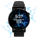 Electric Energy Watch Face icon