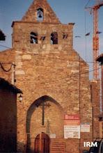 Photo: La Iglesia en obras (Agosto, 1995)