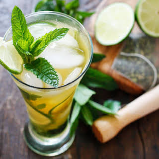 Iced Green Tea With Alcohol Recipes.