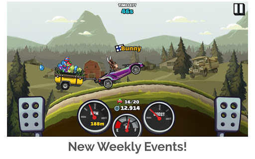 Hill Climb Racing 2 screenshots 17