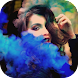 Smoke Effect Photo Maker 2019 - Androidアプリ