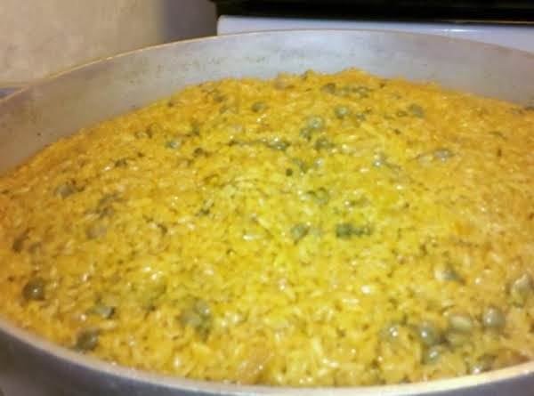 Puerto Rican Rice With Pigeon Peas Recipe