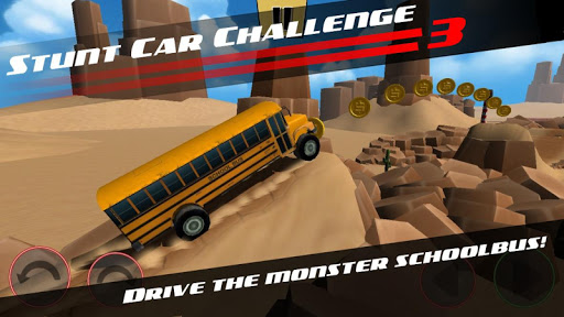 Stunt Car Challenge 3 screenshots 6